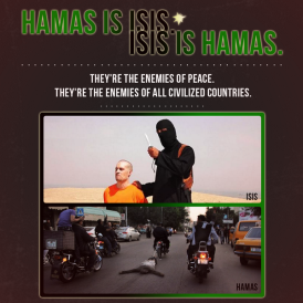 Hamas is a terrorist organization. But not all terror organizations are the same.