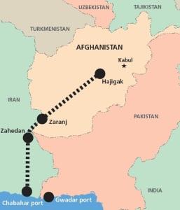 Chabahar-Zahedan-Rail-Line